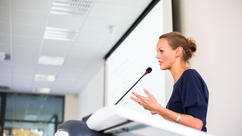 3 Traits of the World's Most Powerful Speakers