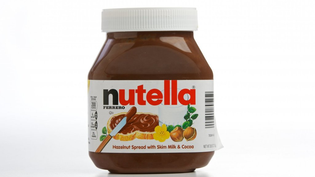 Nutella 'Hired' an Algorithm to Design New Jars. And It Was a Sell-Out Success.
