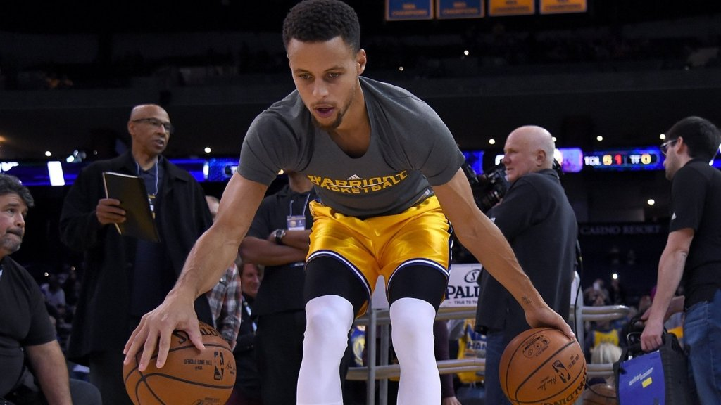Steph Curry's 6-Step Process to Prepare Himself to Perform His Best When the Pressure is On