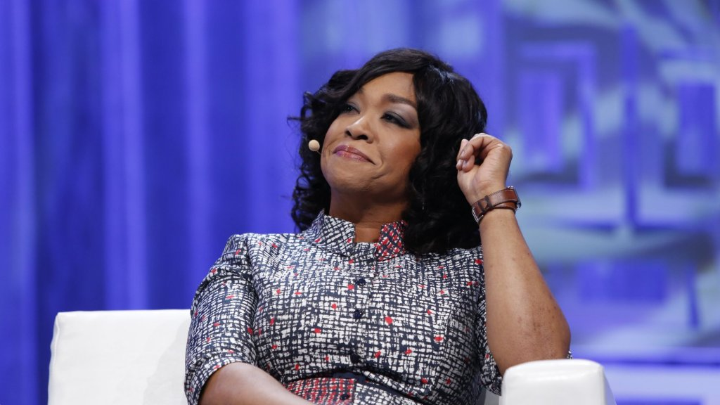 Shonda Rhimes Helps You Understand Your Worth - in Four Words