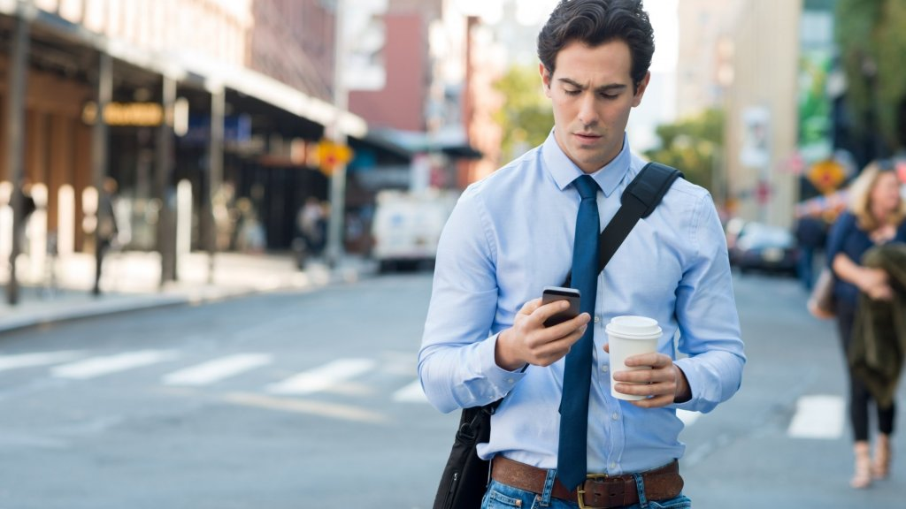 Why Your Cell Phone Is Standing Between You And Work-Life Balance