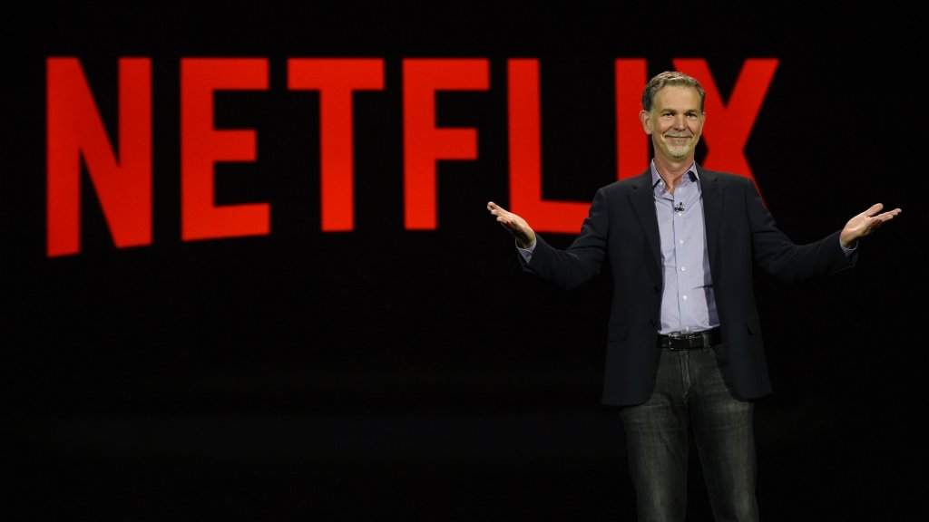 Why Netflix CEO Reed Hastings Takes Pride in Every Decision He Does Not Make