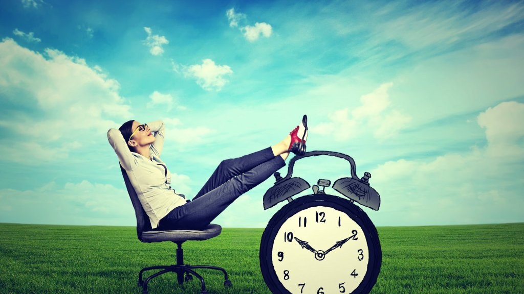 This Is How Entrepreneurs Can Dominate The Clock (But Most Don't)