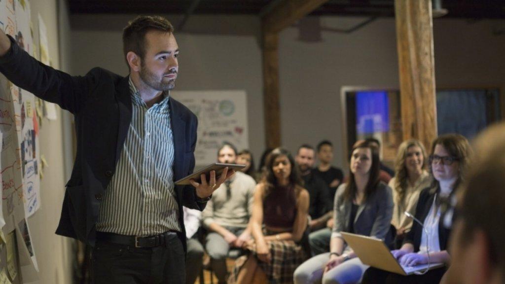 10 Presentation Tricks to Keep Your Audience Awake | Inc.com