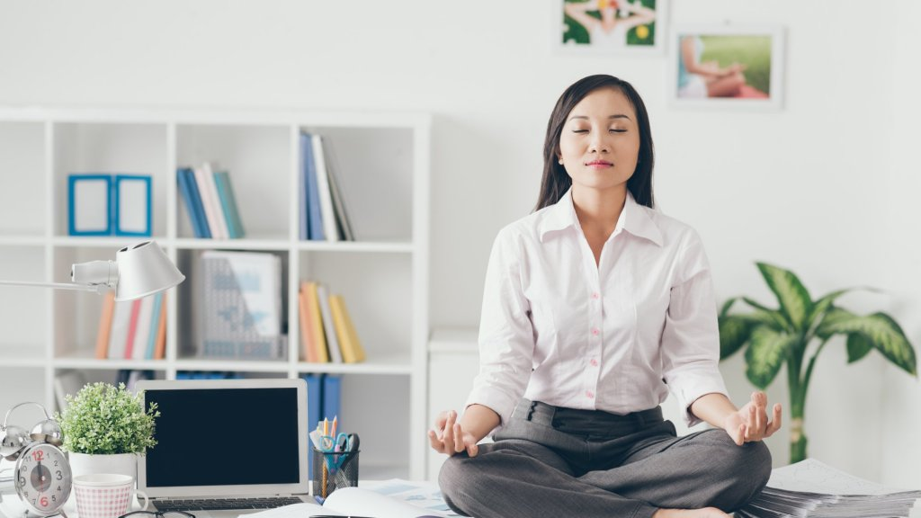 Here Are 4 Scientifically Proven Ways Meditation Can Bolster Your Career