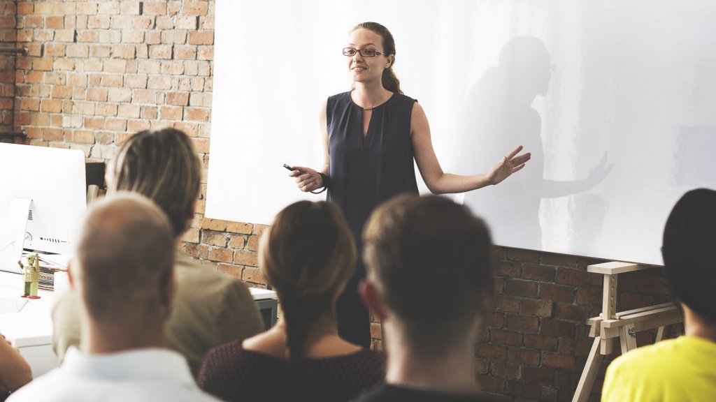 Afraid of Public Speaking? These 5 Tips Will Help You Leave a Lasting Impression on the Stage or in the Office