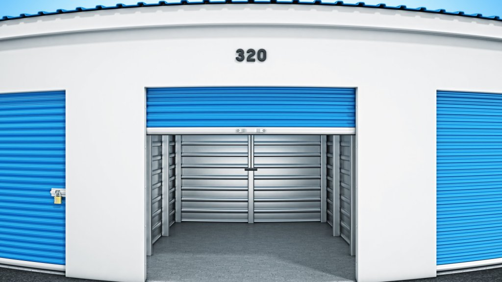 Ride-Sharing, House-Sharing and Now...Storage-Sharing