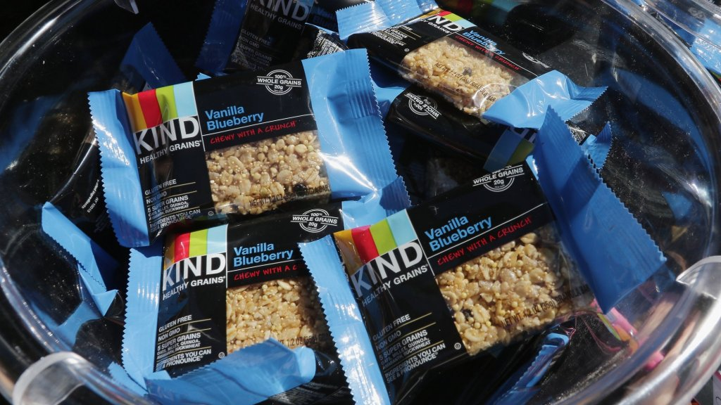 Why Clif Bar Is Offering Kind Snacks 10 Tons of Organic Ingredients--for Free
