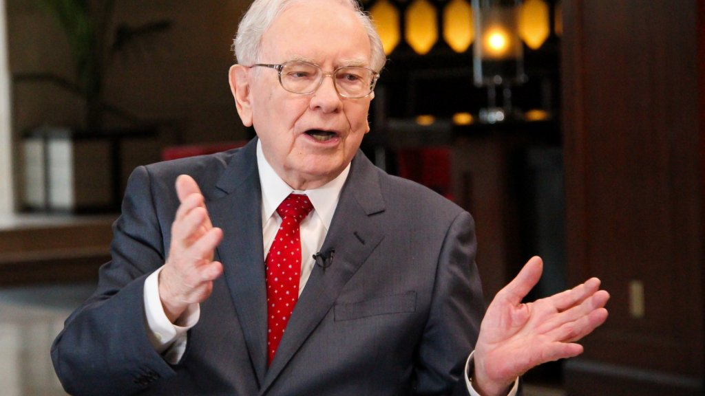 Warren Buffett Says Choosing to Live Your Life This Way Is What Separates Successful People From the Rest