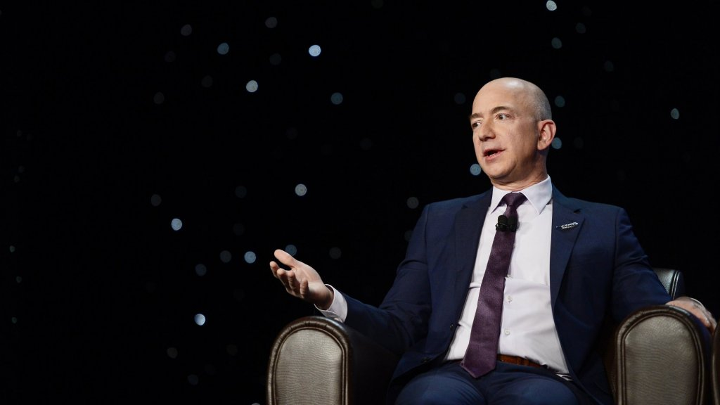 This Is the Number 1 Sign of High Intelligence, According to Jeff Bezos
