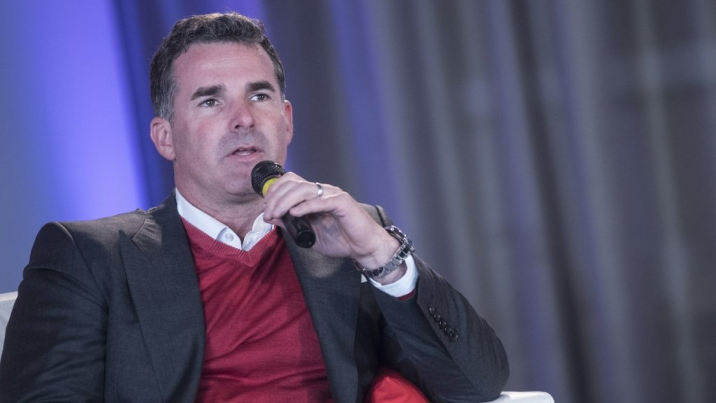 Under Armour CEO Kevin Plank Is Stepping Down
