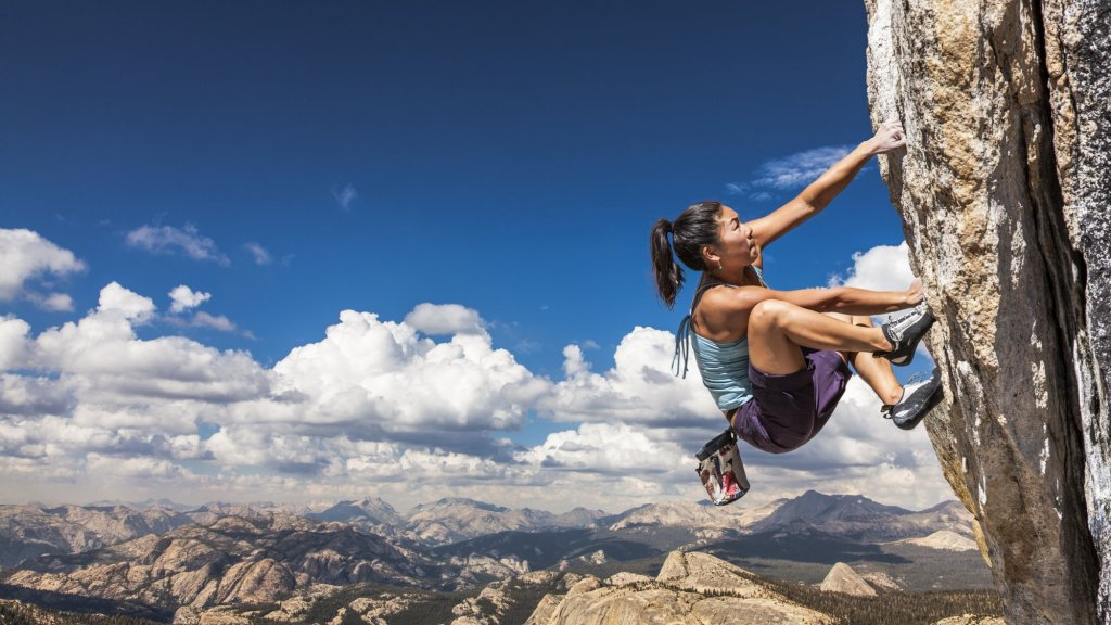 The Surprising Health Benefits of Rock Climbing
