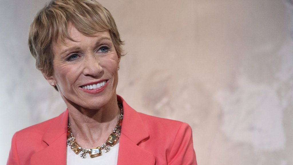Worried About a Recession? Millionaire Barbara Corcoran's 3 Best Pieces of Business Advice