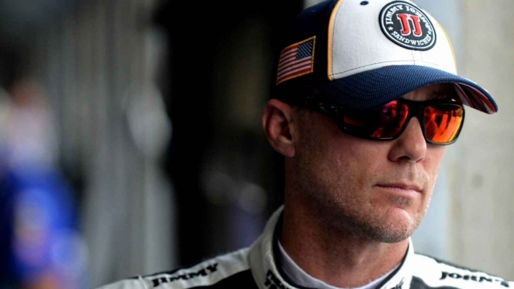 Nascar Driver Kevin Harvick: Opportunity Is His Business, and Business Is Good