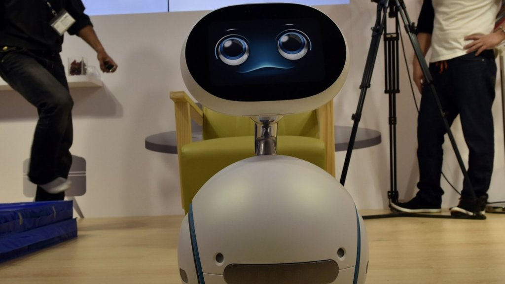 Meet Zenbo, Asus's New $599 Home Robot That You Might Actually Want