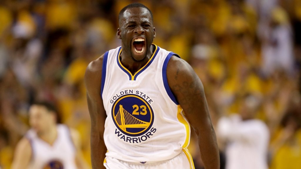 The Warriors' Draymond Green Just Taught a Wonderful Lesson in Reacting to Criticism (Yes, That Draymond Green)
