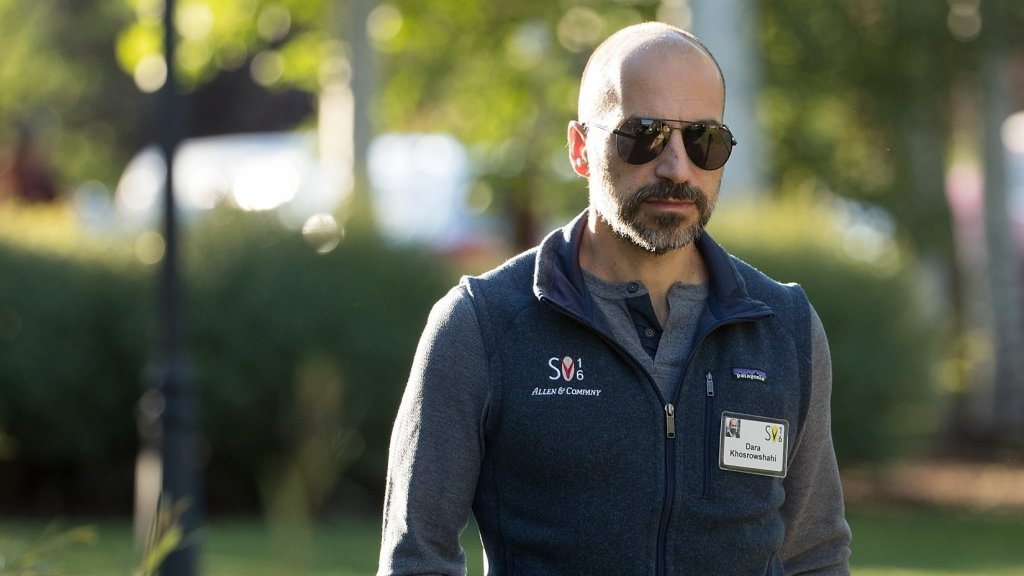 Uber's New CEO Just Sent Employees a Very Powerful Email. Here's Why It's a Huge Mistake