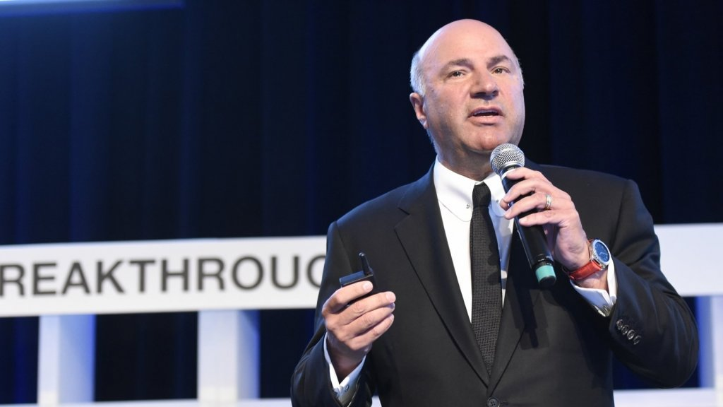 Inside Kevin O'Leary's Unconventional Wealth-Building Habits