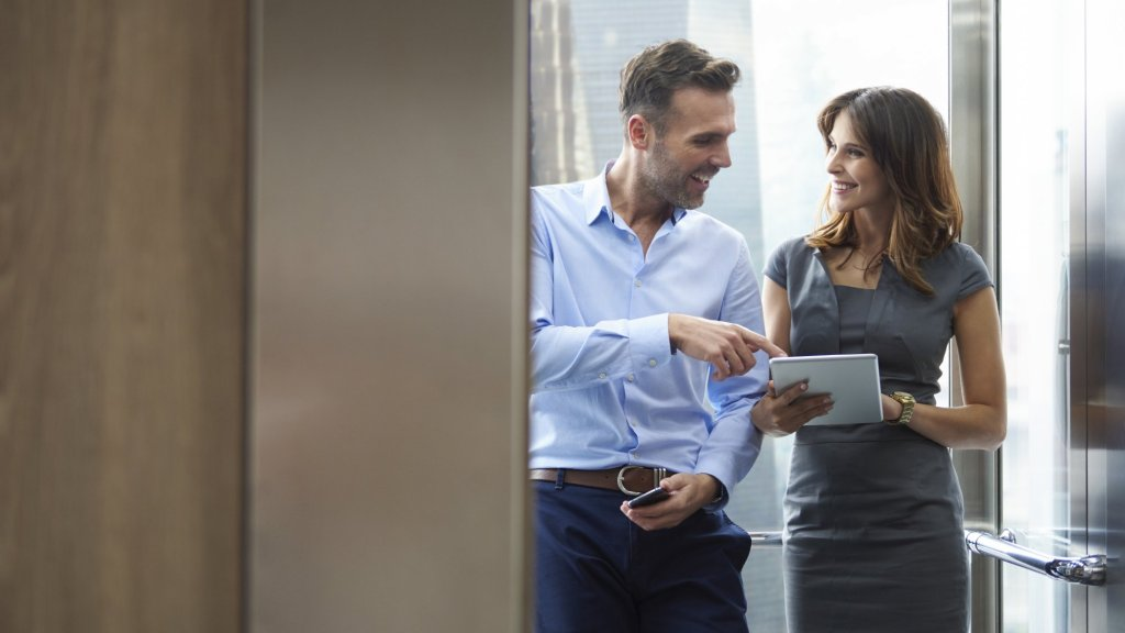 The 3 Steps to a Great Elevator Pitch