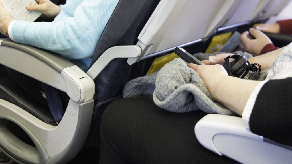 Congress Just Voted To Regulate the Size of Airline Seats (Here's the Catch)