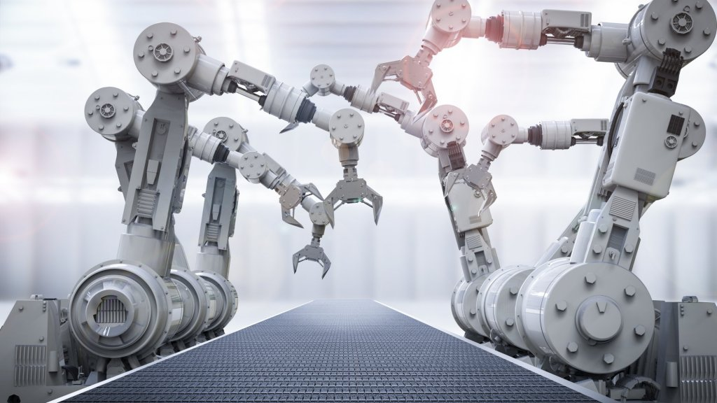 How the Rise of Robots Will Affect Small Businesses