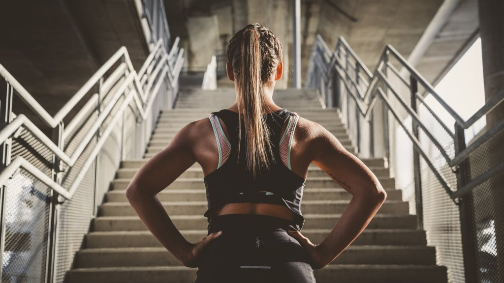 A Simple Gym-Inspired Trick for Follow-Through That Will Help You Achieve Your Business Goals
