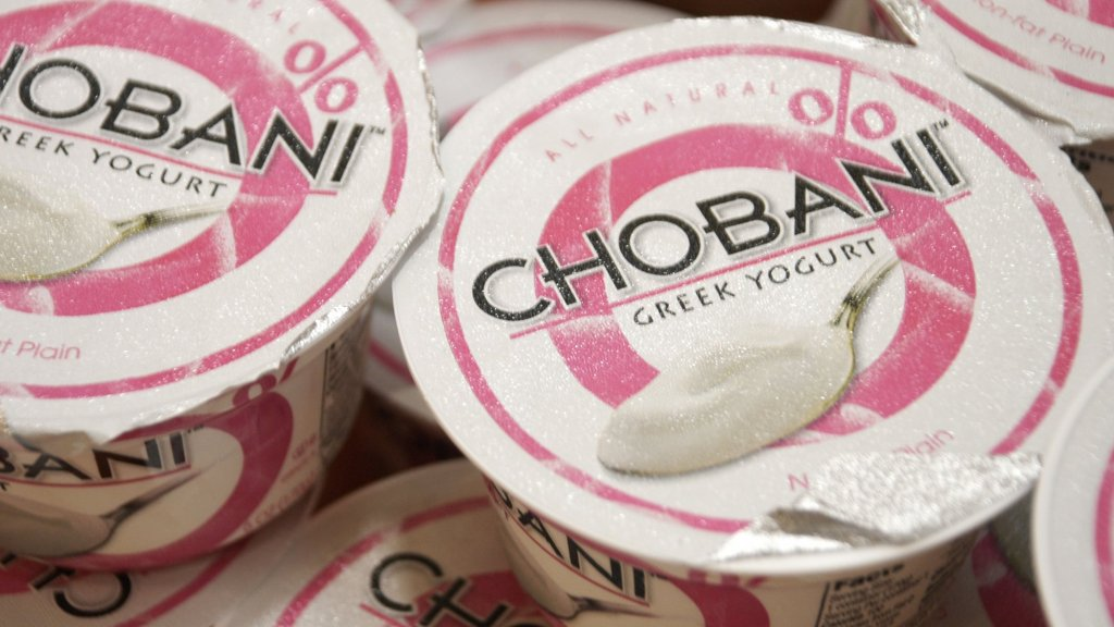 Chobani Grows Business in 'Silicon Valley of Food' With $20 Million Expansion