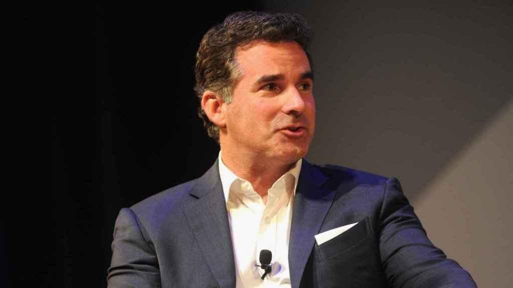 Kevin Plank.