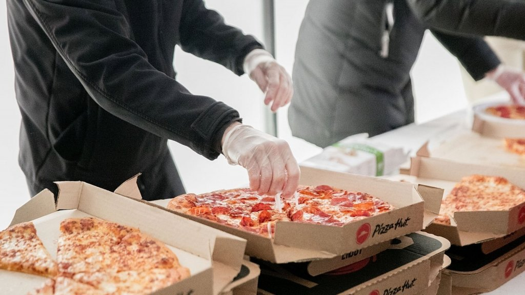 Pizza Hut Just Revealed a Surprising New Product With Plant-Based Meat (It Might Signal a Real Threat to Domino's and Papa John's)