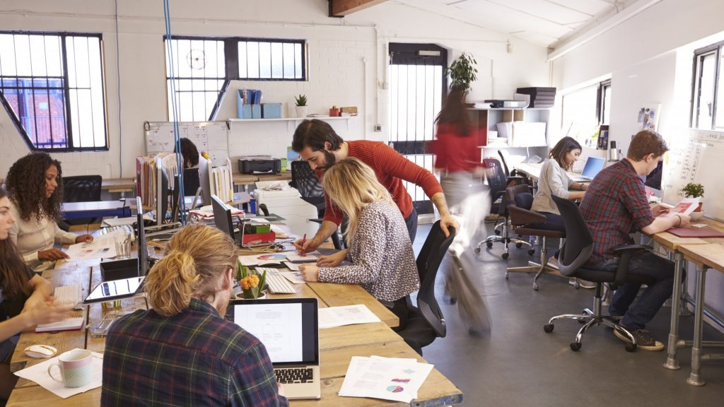 Your Company Culture May Be Suffering From Poor Office Design