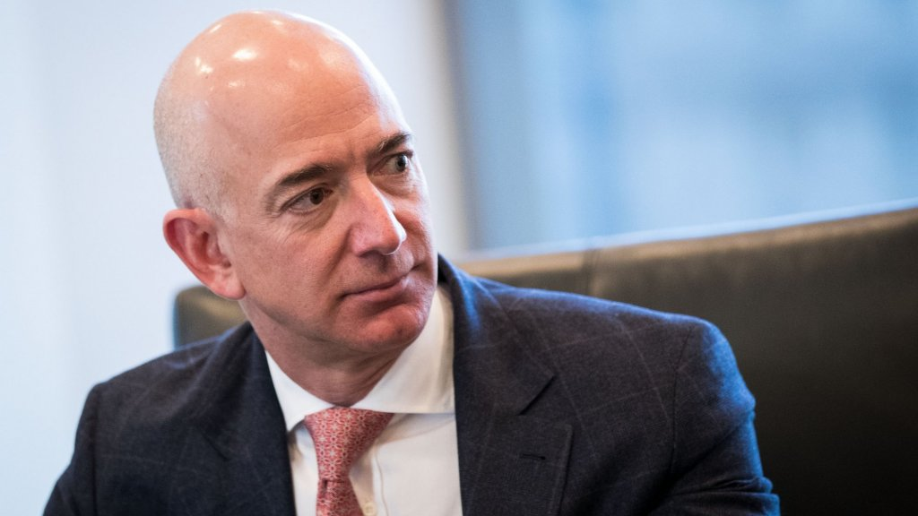 Jeff Bezos Banned This from Meetings, But It's Not Dead Yet