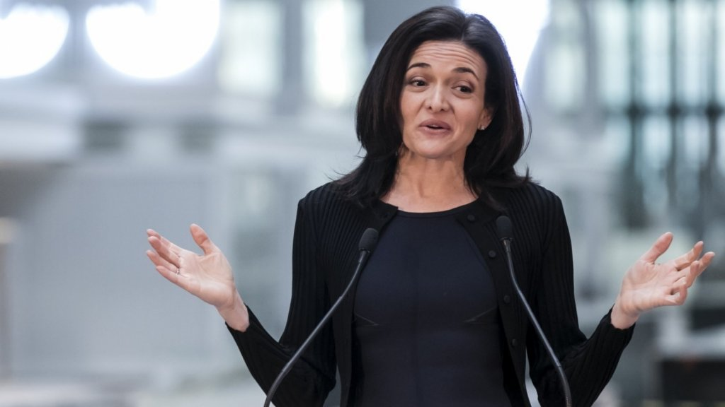 Sheryl Sandberg Urges Businesses and Politicians to ... Sheryl Sandberg Mother S Day Post