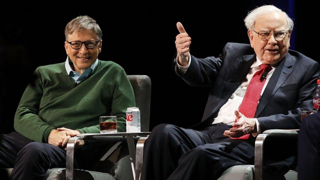 Bill Gates and Warren Buffett Reveal the Secret to Successful Leadership in Just 1 Word