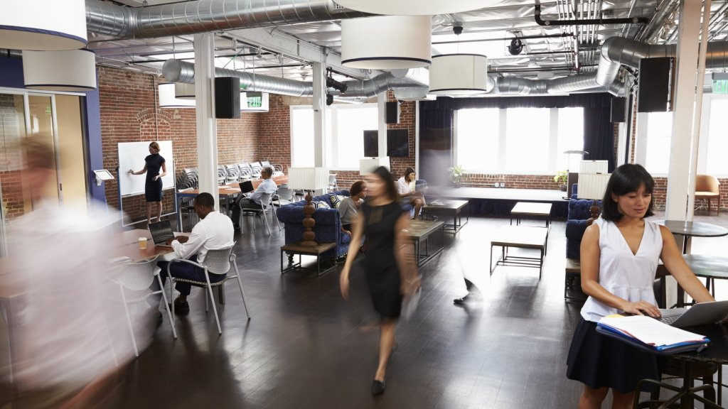 If Your Employees Are Longing For Remote Work, Try Redesigning Your Office With These Aspects
