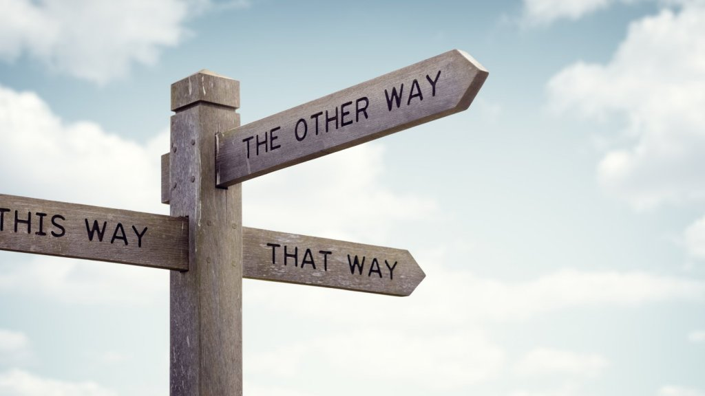 4 Waysto Become a Better Decision-Maker