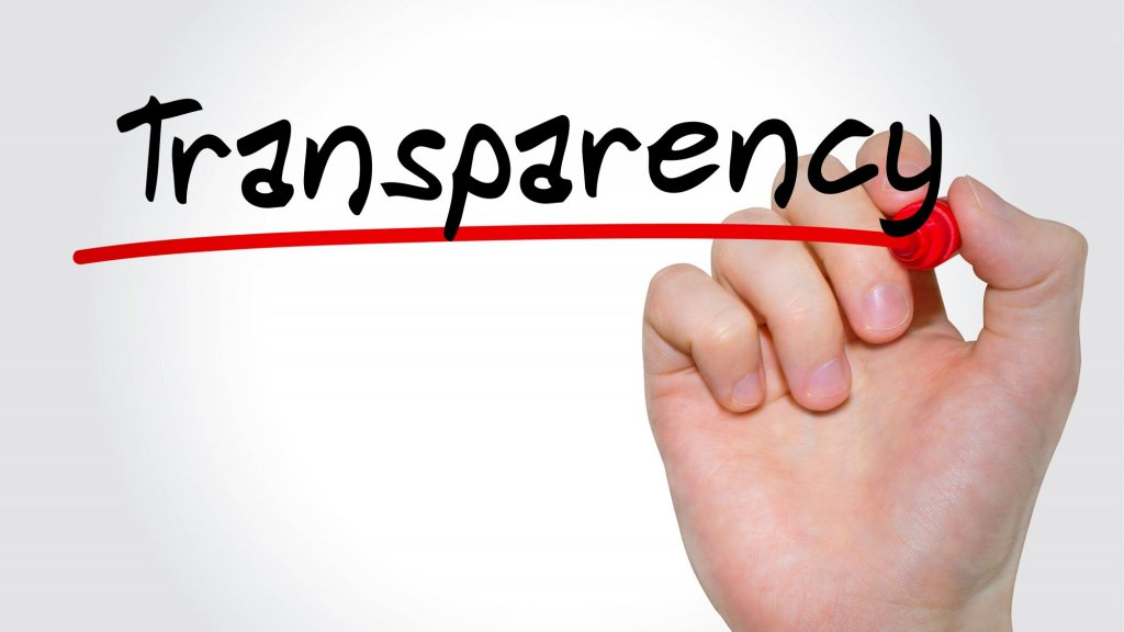 Transparency: The New Leadership Superpower