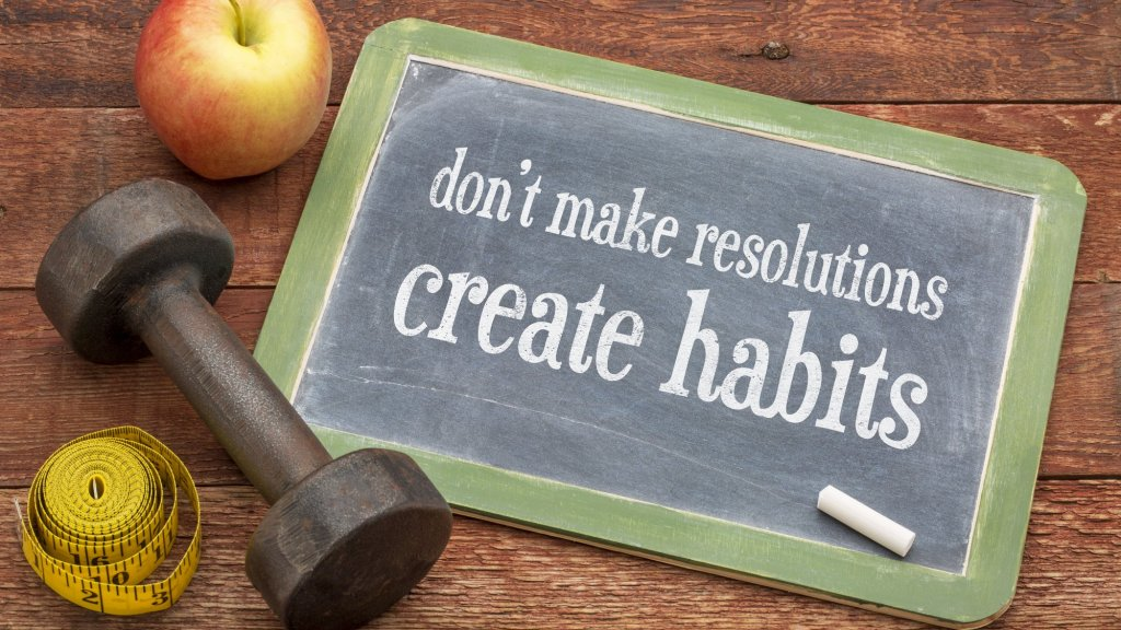 A Study of 800 Million Activities Predicts Most New Year's Resolutions Will Be Abandoned on January 19: How to Create New Habits That Actually Stick