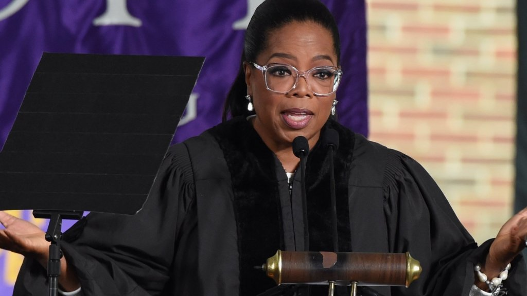 Oprah: Every Successful Person Can Answer These 4 Questions
