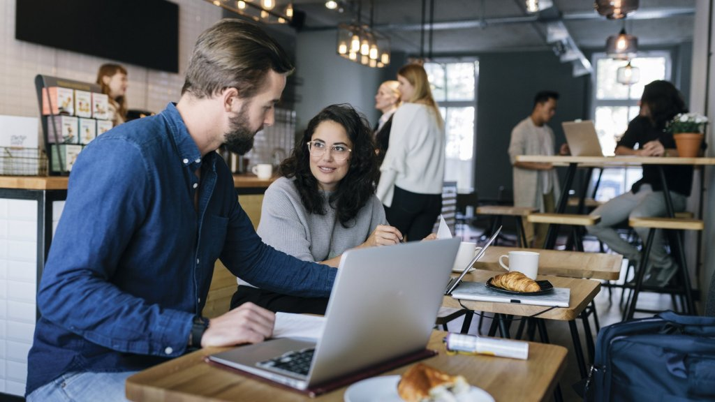 """Why Incorporating a """"Third Place"""" Can Help Recharge Your Office"""