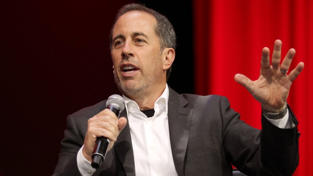 Jerry Seinfeld's Secret to Being More Productive and Healthier, In Just 4 Words