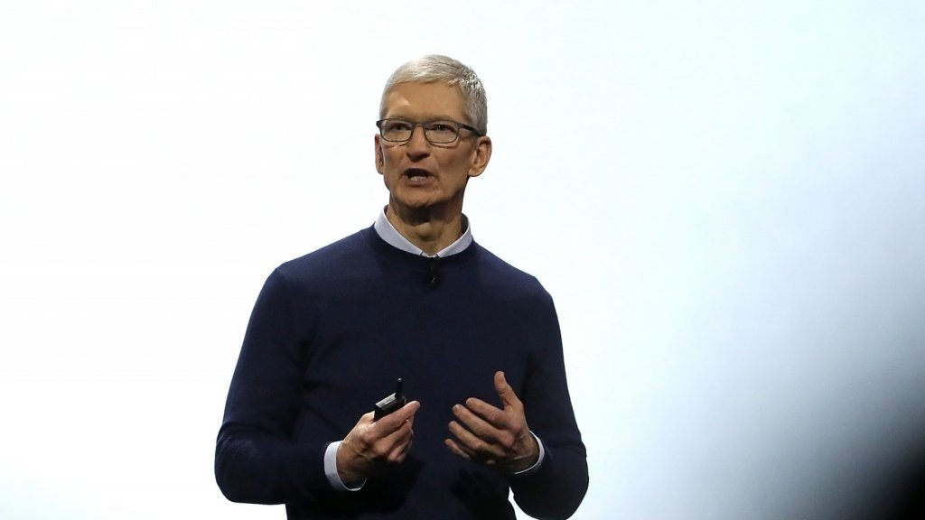 This Is What Tim Cook Said About First Going to Work at Apple