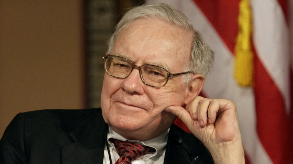 Warren Buffett's Annual Letter Just Revealed What Makes a Role-Model Leader in 1 Sentence