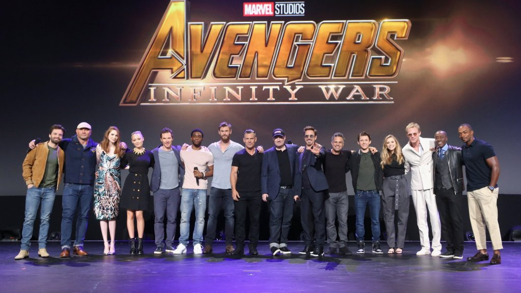 Watch This 'Avengers: Infinity War' Trailer If You Want to Be More Productive