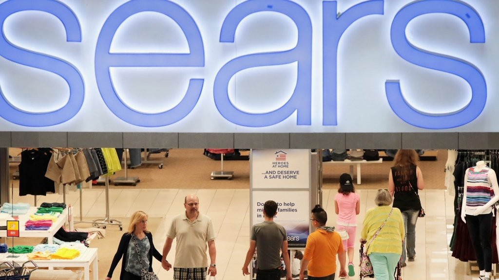 Sears Just Won a Long-Shot Chance at Survival. The 125-Year-Old Retailer Lives On--For Now