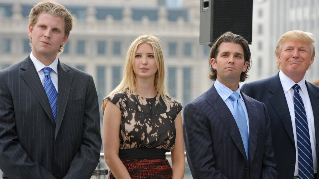 17 Very Revealing Family Quotes From Donald Trump, His Kids, and Late Father