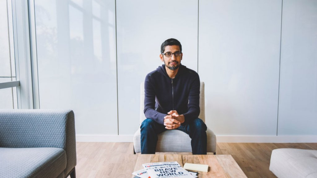 The Emotional Intelligence of Google CEO Sundar Pichai (Exclusive Interview)