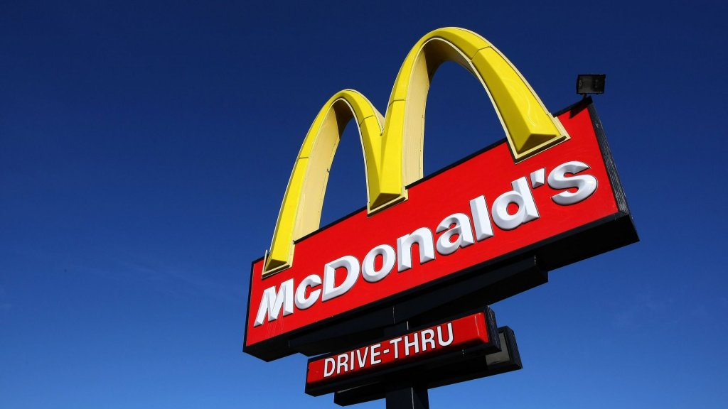 McDonald's Just Spent $300 Million on a Little Known Startup. Here's Why It Was a Brilliant Move