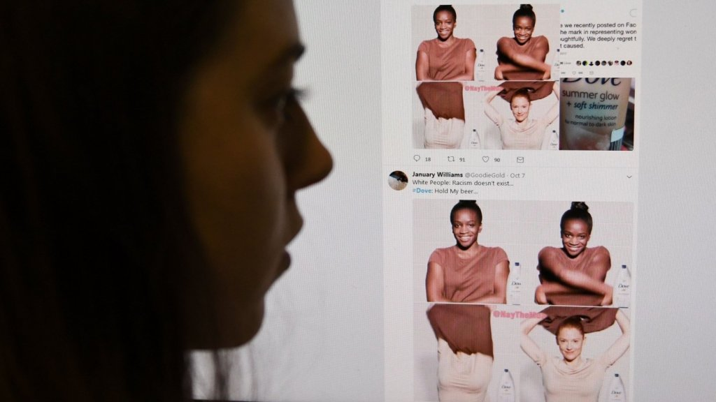 Dove Runs Another Disastrous Ad and Gets Called Out for Racism