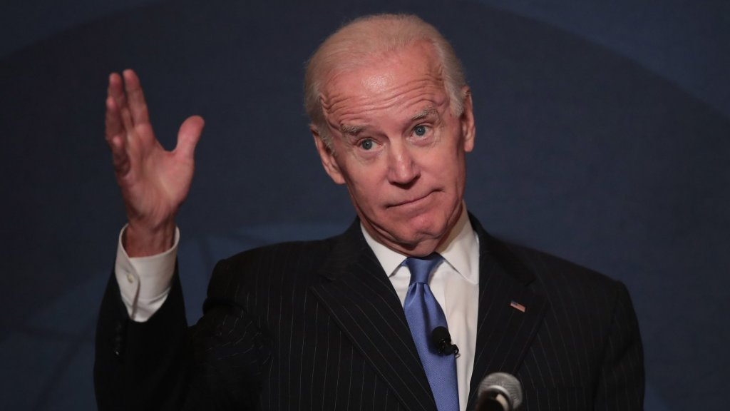 Joe Biden Learns That Logo Haters Are Gonna Hate Bad Design, But That May Not Matter