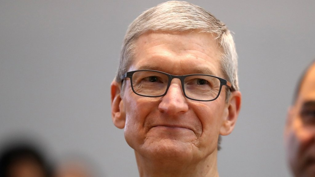 Apple CEO Tim Cook Just Revealed the Epiphany He Had in His Late 30s That Made Life So Much Simpler